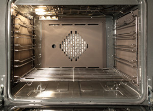 cooker cleaning service oven gleaming